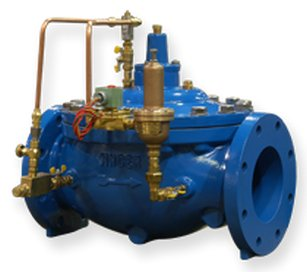 Pressure Reducing Valve with Solenoid Shut-Off (106  - 206-PR-SC)