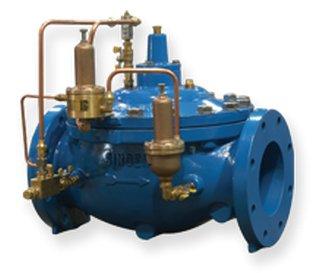 Pressure Reducing and Pressure Sustaining Valve (106 / 206-PR-R)