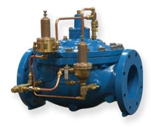 2.1.7. Pressure Reducing Valve with Downstream Surge (106 - 206-PR-S)