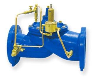 Pressure Relief Valve / Safety Valve (106 / 206-RPS)
