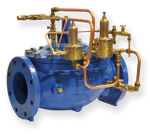 Surge Anticipating Relief Valve (106 / 206-RPS-L&H)
