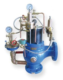 Dynamic Lifter Air Operated Pressure Relief Valve / Surge Anticipating Electronically Timed DL Pressure Relief Valve (A106-DL-Air / A106-DL-ET)