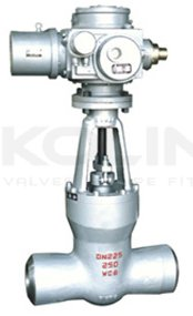 Electric actuated gate valve for How motor operated valve works