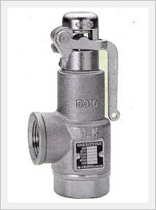5.1.3. Safety Valve with Low Lift Type