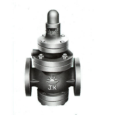 5.2.1. Pilot Piston Pressure Reducing Valve for Steam