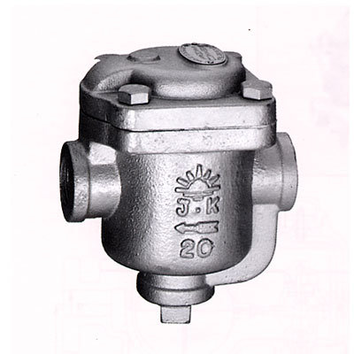 5.3.3. Inverted Bucked Type Steam Trap