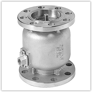 3.2.3. Float Valve (Piston Type)