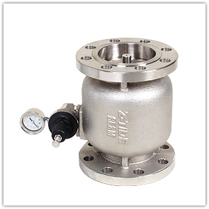 3.2.4. Pressure Relief Valve (Piston Type)