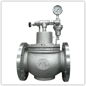 3.2.6. Pressure Reducing Valve Diaphragm Type