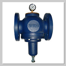 Cast Iron / Bronze Pressure Reducing Valve