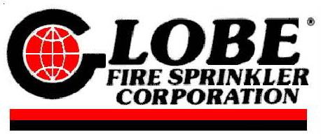 Globe Fire Sprinkler Logo
